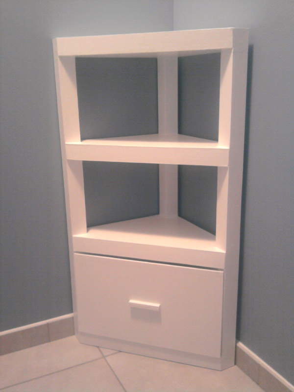 Mes loisirs cr atifs for Tutoriel meuble en carton